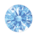 Arctic Blue gemstone