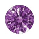 Fancy Purple gemstone