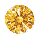 golden Topaz gemstone